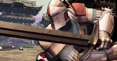 Samurai Shodown - Guardião (For Honor)