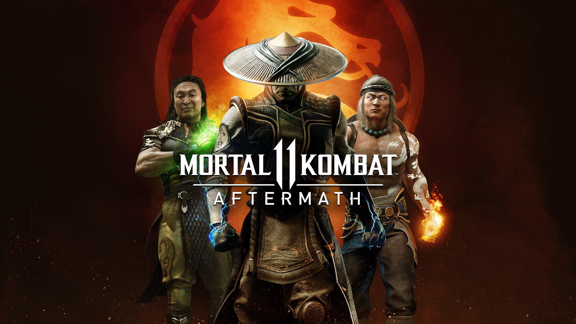 Jogos: Mortal Kombat 11: Aftermath   Review