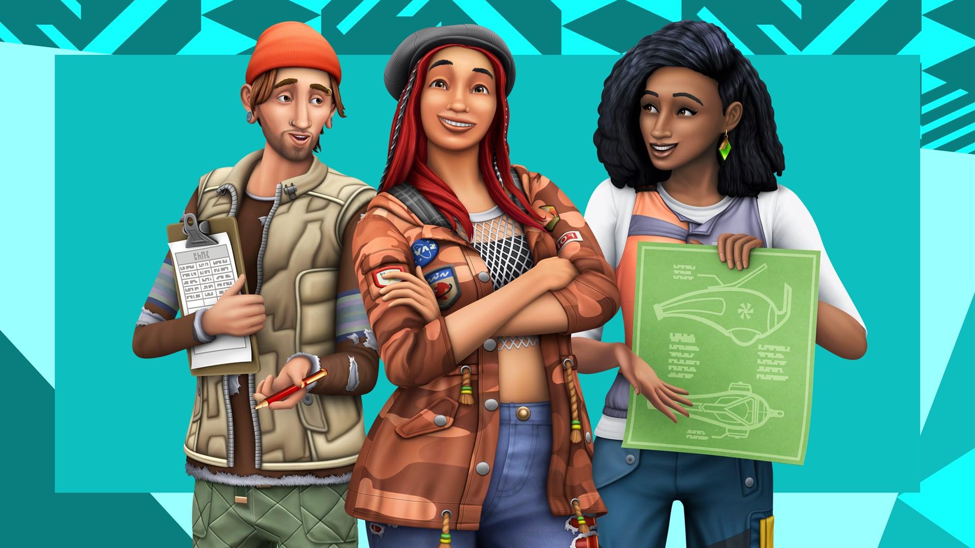 Jogos: The Sims 4: Vida Sustentável é lançado para consoles e PCs