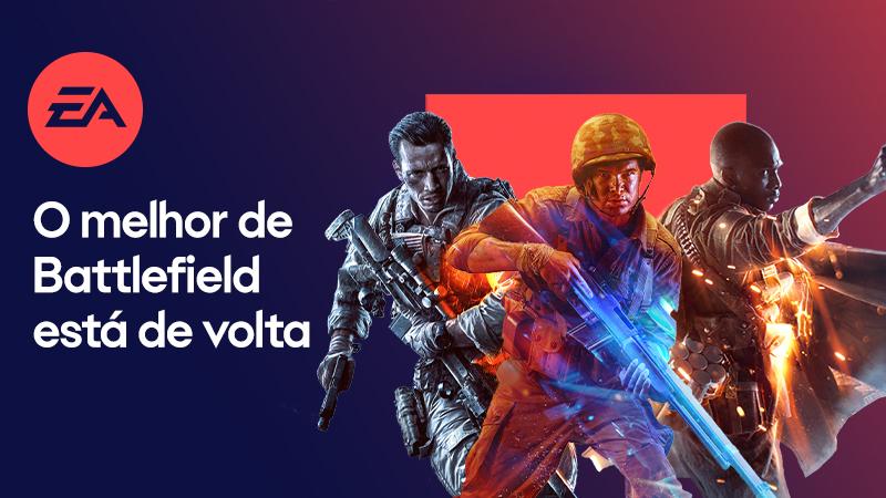 Jogos: EA lança Battlefield, Mass Effect e Star Wars na Steam