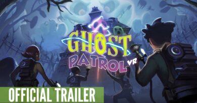 ghost Patrol VR