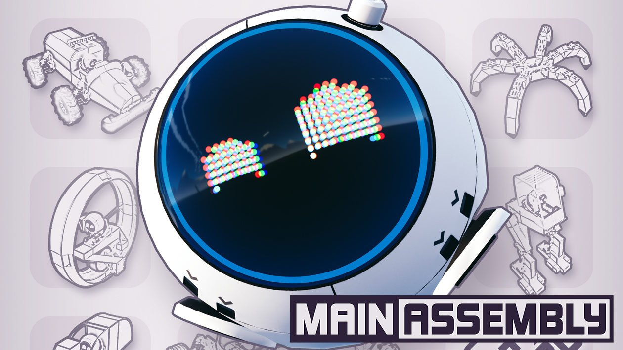 Jogos: Main Assembly   Preview