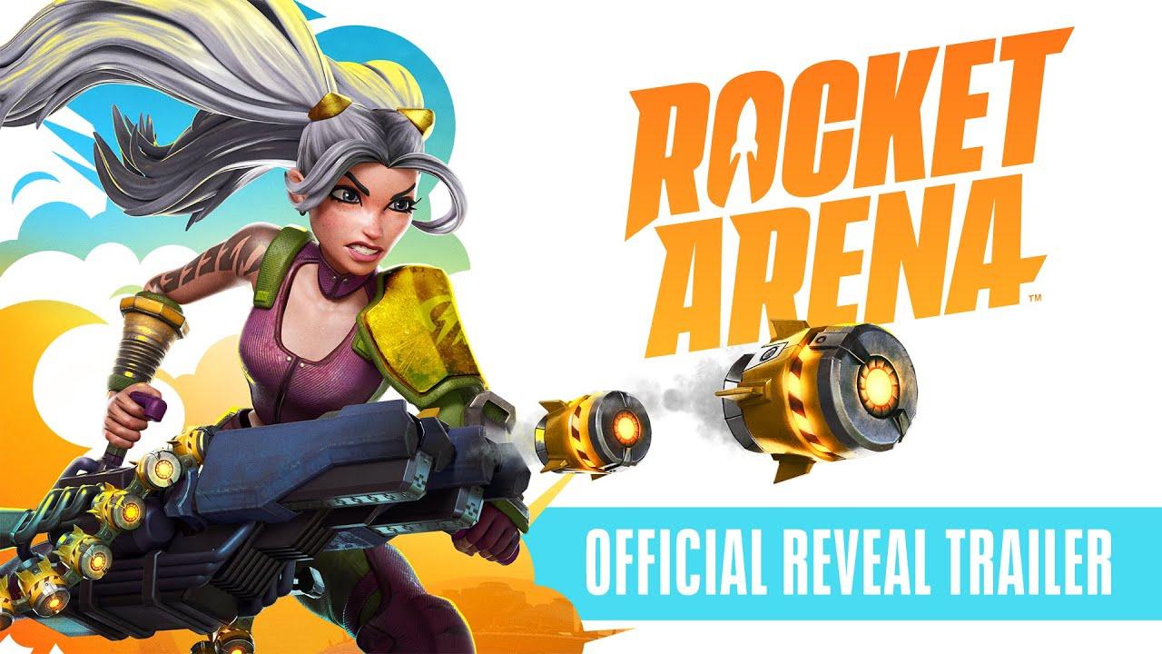 Jogos: Rocket Arena é anunciado durante EA Play Live