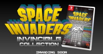 space invaders invincible