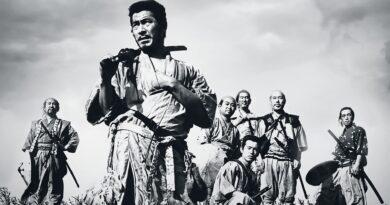 7 filmes para ver antes de jogar Ghost of Tsushima