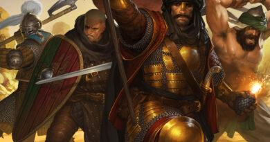 Battle Brothers - Blazing Deserts