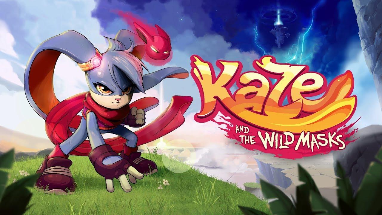 Jogos: Kaze and The Wild Masks | Review