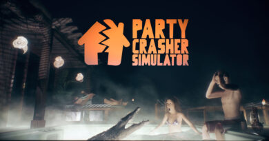 Party Crasher Simulator