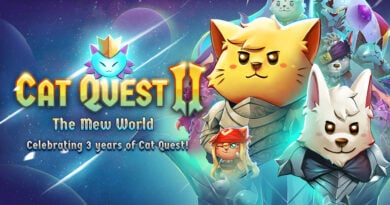 cover picture mew Cat Quest II