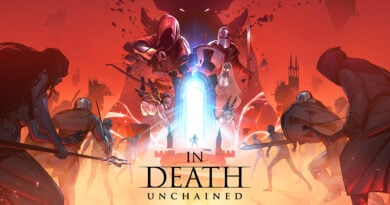 In Death: Unchained