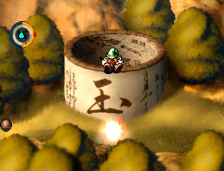 """Moon: um garoto sugado para o jogo deve salvar as almas de inocentes montros mortos pelo """"herói"""" do RPG. (Imagem: Divulgação.)"""