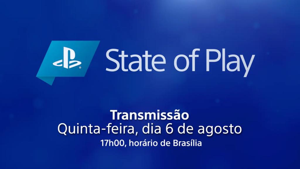 Sony divulga data do próximo State of Play, ao vivo, a partir das 17h. Assista por Twitch ou YouTube. (Imagem: Divulgação.)