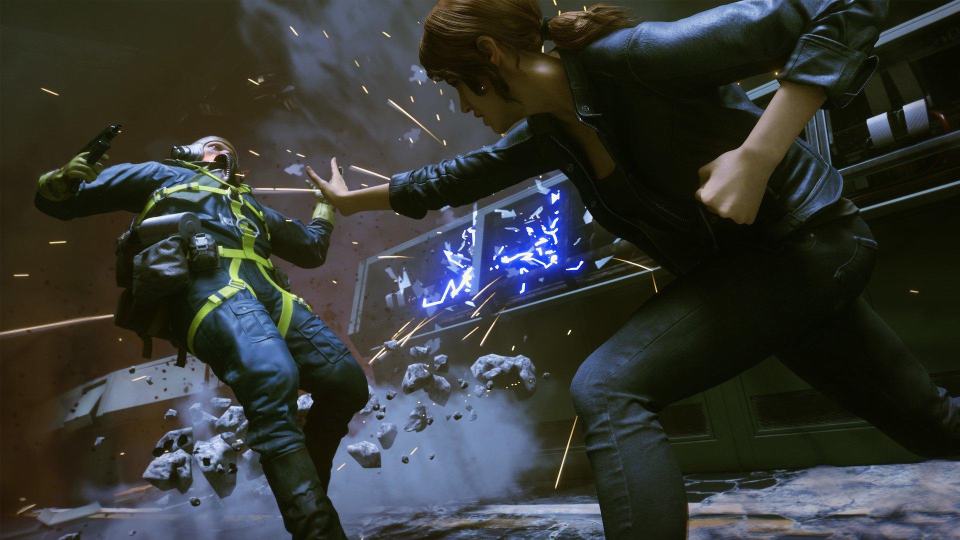 Jogos: Control Ultimate Edition é anunciado para Steam