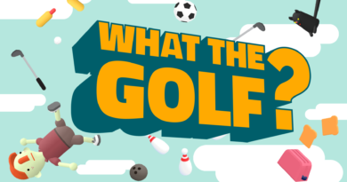 Cover art alternative what the golf?