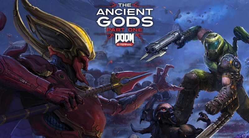DOOM Eternal: The Ancient Gods, Parte Um