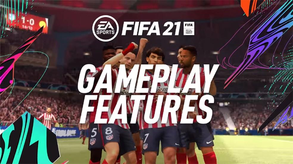 Jogos: FIFA 21 lança trailer com mais detalhes de gameplay