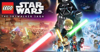 LEGO Star Wars: A Saga Skywalker