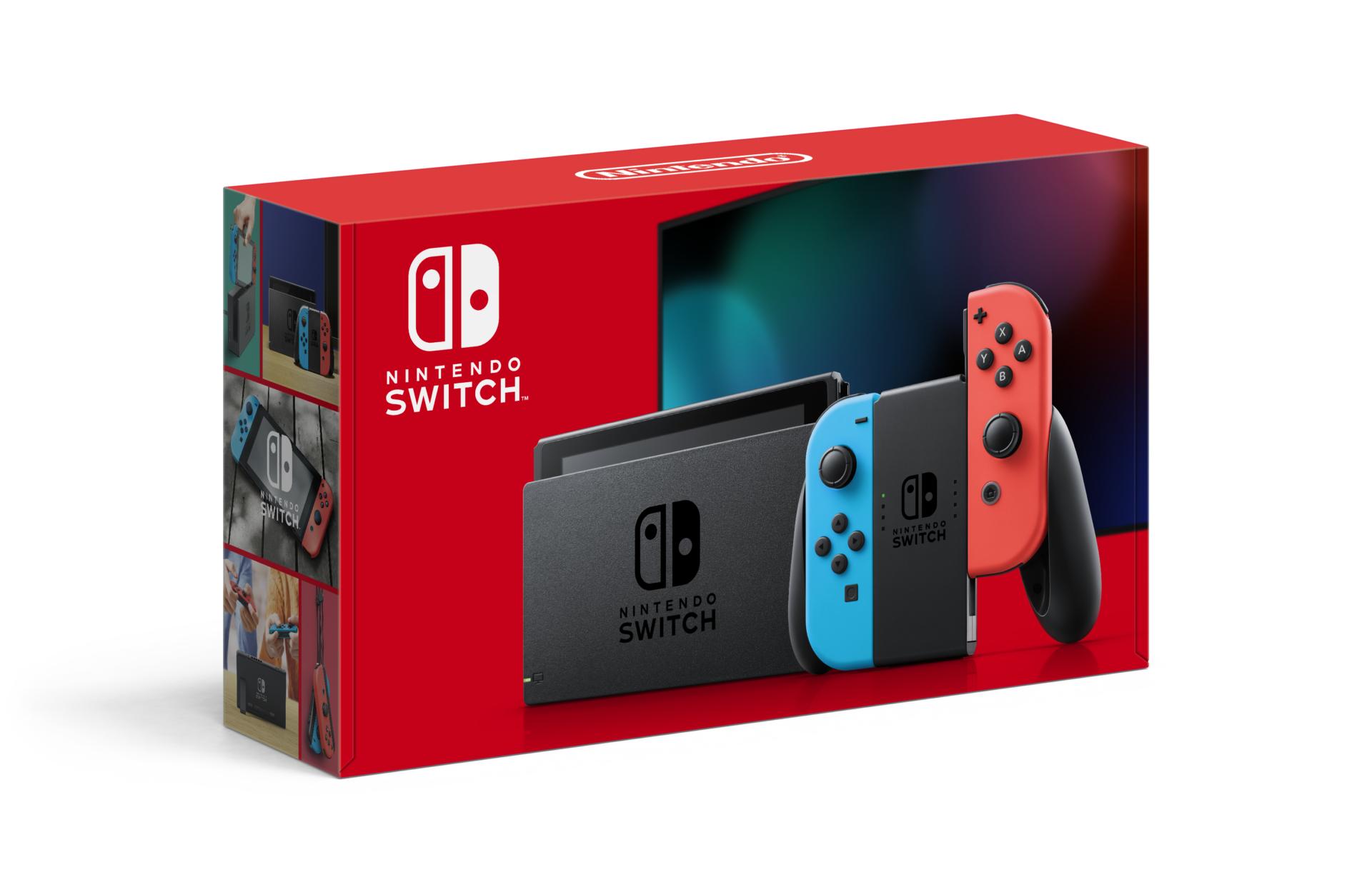 Jogos: Nintendo Switch chegará de forma oficial ao Brasil