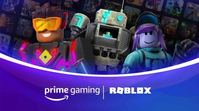 Prime Gaming - Roblox