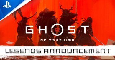ghost of tsushima lendas