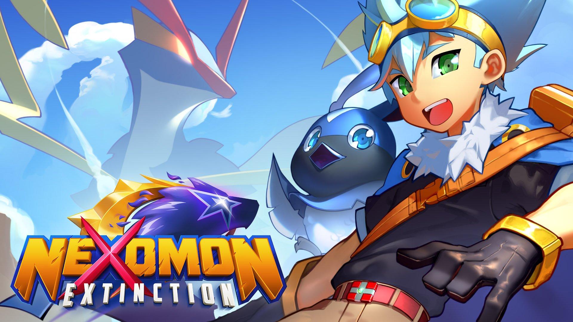 Jogos: Nexomon: Extinction   Review