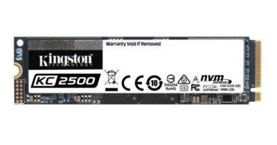 SSD KC2500