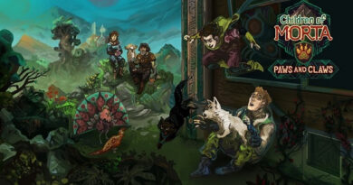 Children of Morta - Paws and Claws