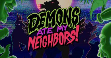 Demons Ate My Neighbors!