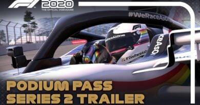 F1 2020 Podium Pass