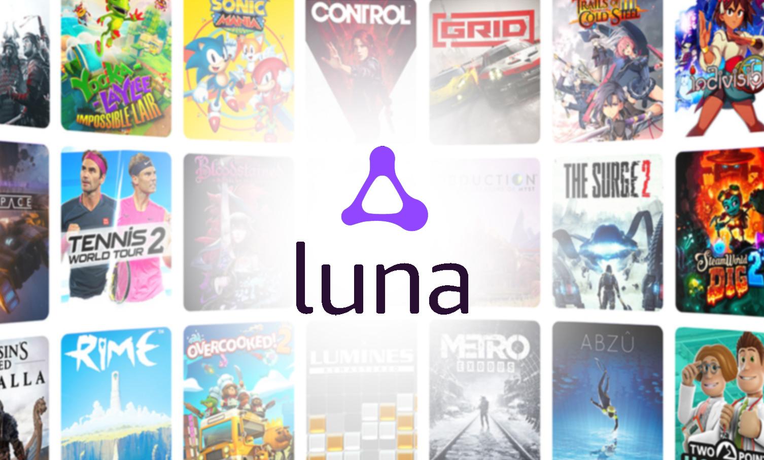 Jogos: Amazon anuncia Luna, plataforma de jogos em nuvem