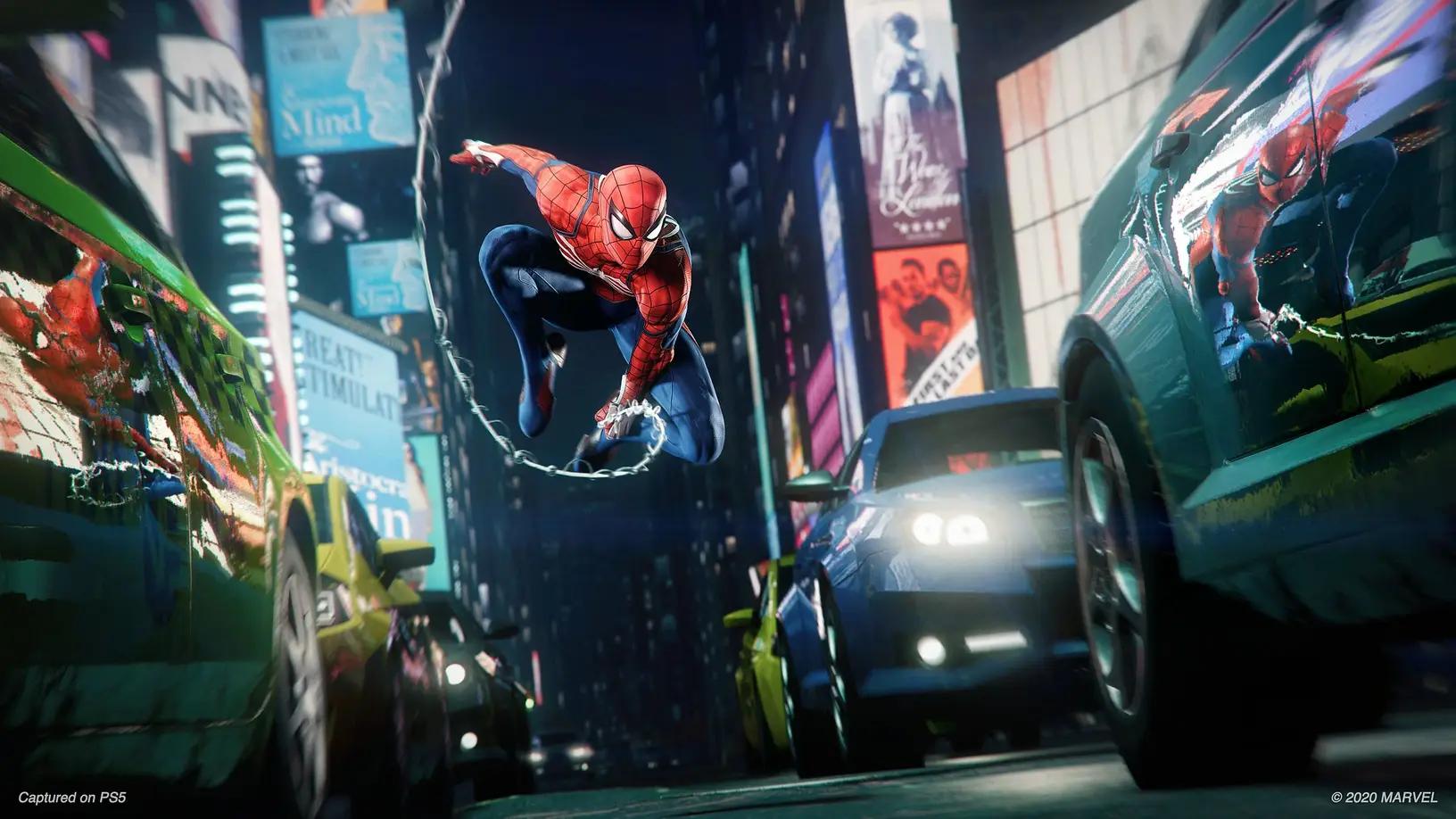 Jogos: Marvel's Spider-Man Remastered ganha trailer com novo Peter