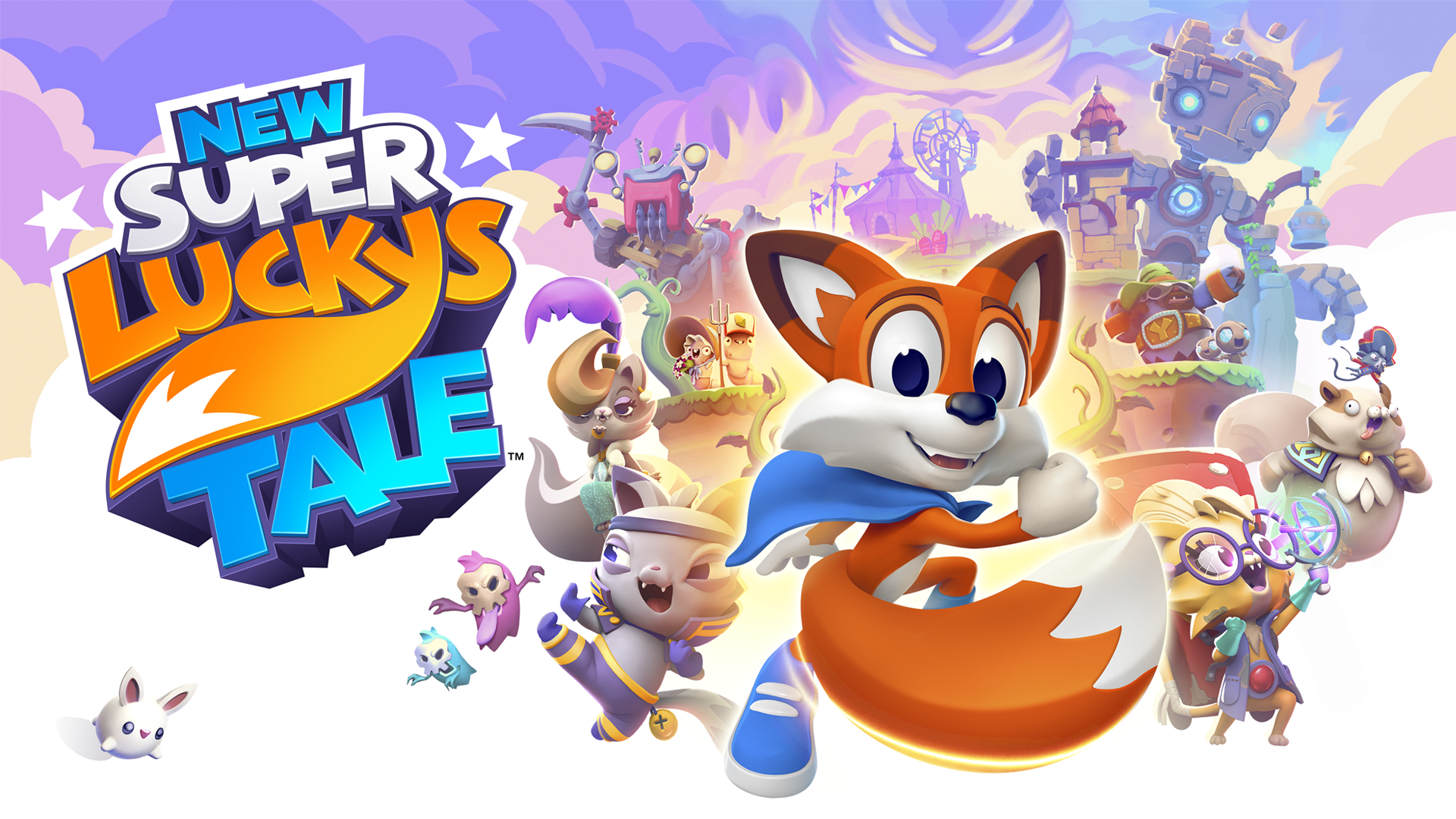 Jogos: New Super Lucky's Tale | Review