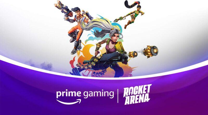 Prime Gaming - Rocket Arena