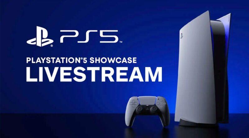PlayStation 5 Showcase