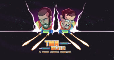 Twin Breaker