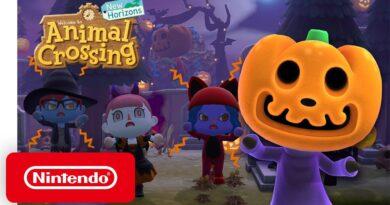 maxresdefault 2 Halloween em Animal Crossing