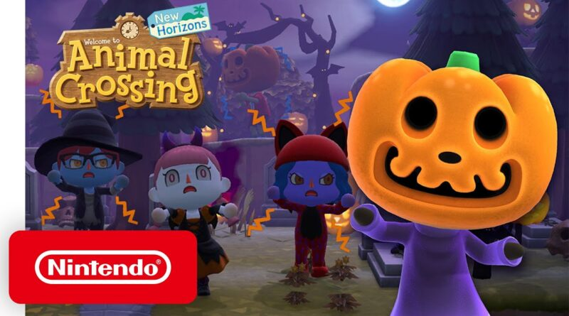 maxresdefault 2 Halloween em Animal Crossing