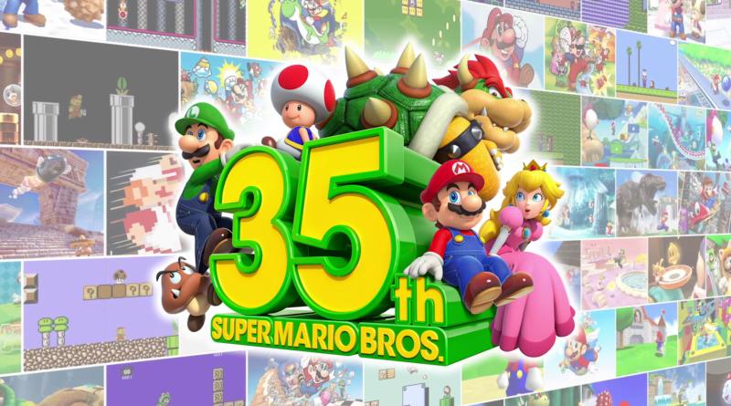 Os rumores se confirmaram e a Nintendo Direct de Mario 35 anos é real! (Imagem: Divulgação)