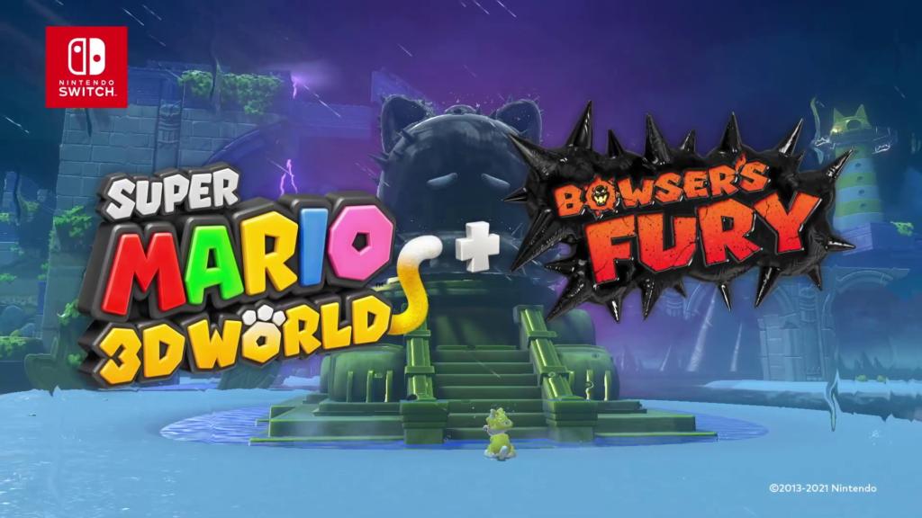Super Mario 3D World + Bowser's Fury trará o jogo de Nintendo Wii U com conteúdo inédito. (Imagem: Divulgação)