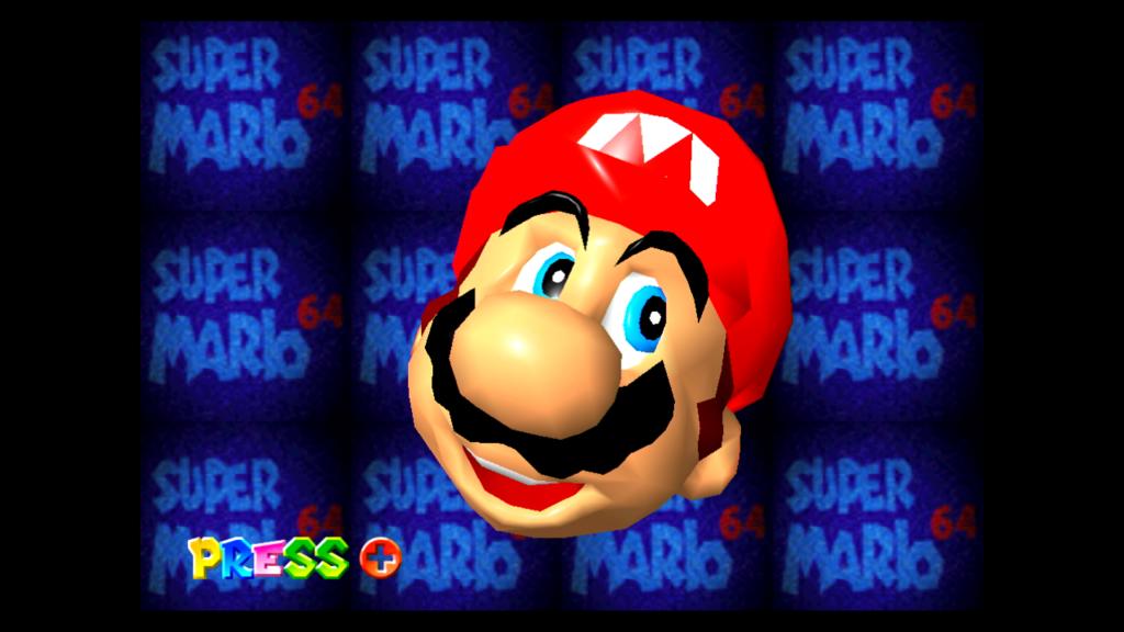Super Mario 64 é o jogo mais revolucionário em Super Mario 3D All-Stars. (Imagem: Reprodução)
