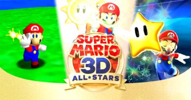 Super Mario 3D All-Stars contém três jogos icônicos em uma coleção. (Imagem: Reprodução)
