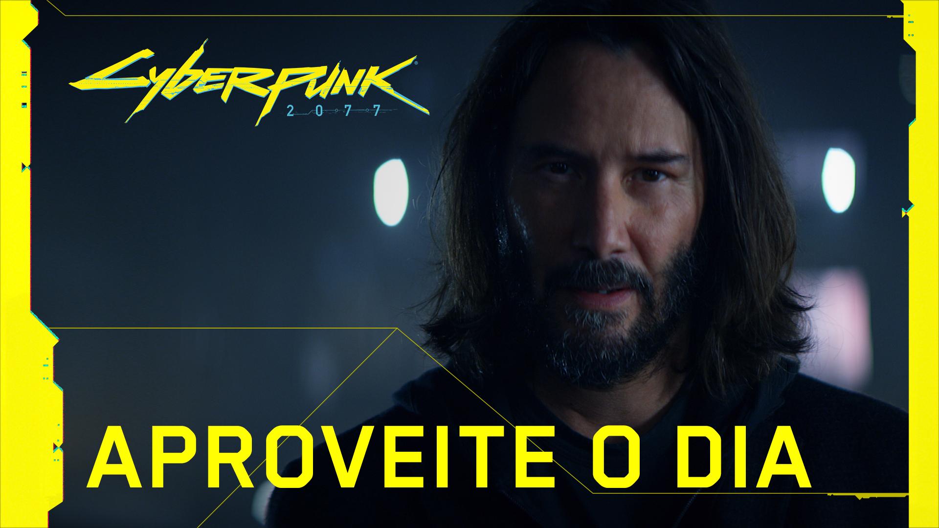 Jogos: Cyberpunk 2077 ganha comercial com Keanu Reeves