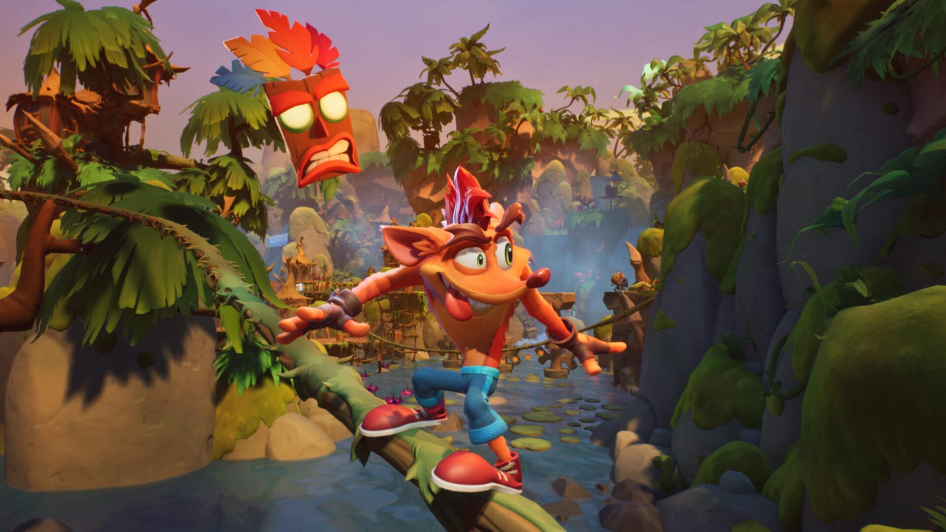 Jogos: Crash Bandicoot 4: It's About Time   Review