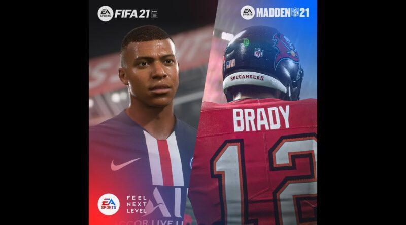 FIFA 21 x Madden NFL 21