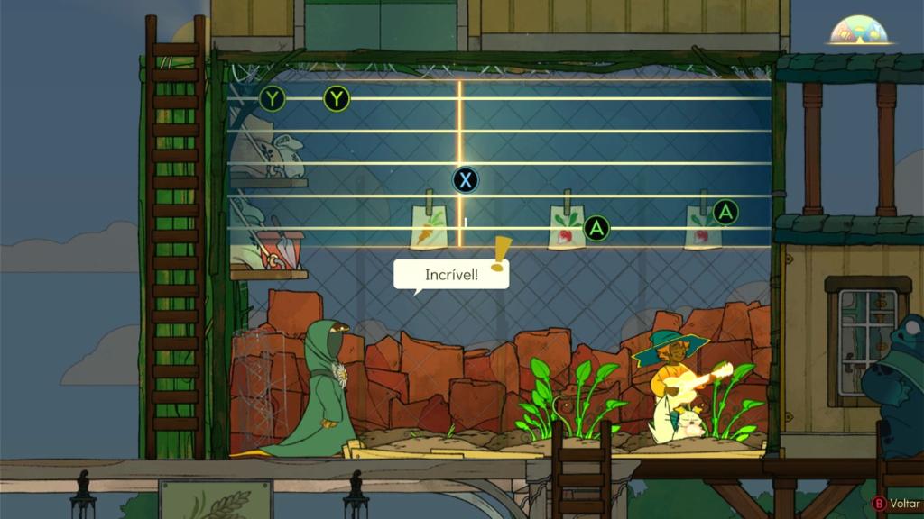 Diversos eventos ajudam na coleta de recursos, apesar do ritmo inconsistente do jogo. (Imagem: Reprodução)