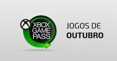 Oito novos jogos chegaram ao PC e consoles Xbox One pelo Xbox Game Pass em outubro. (Imagem: Reprodução)