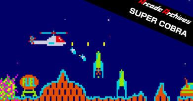 Arcade Archives SUPER COBRA
