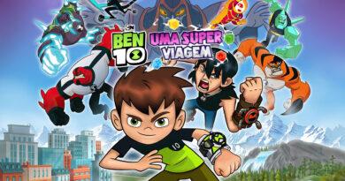 Ben 10: Uma Super Viagem