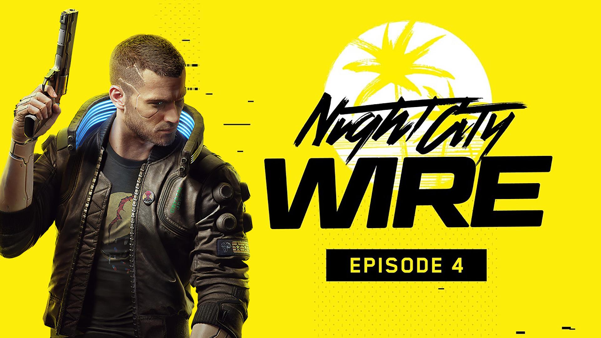 Jogos: Cyberpunk 2077: Novidades do quarto Night City Wire
