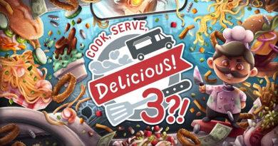 Cook, Serve, Delicious! 3 ?!